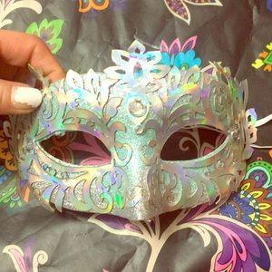 Ice queen mask Halloween mask